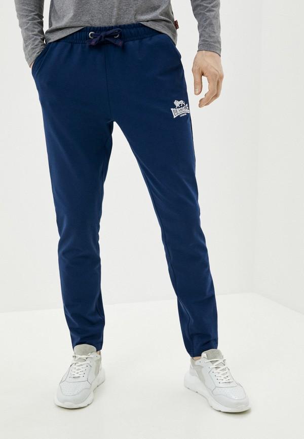 мужские спортивные брюки lonsdale, синие