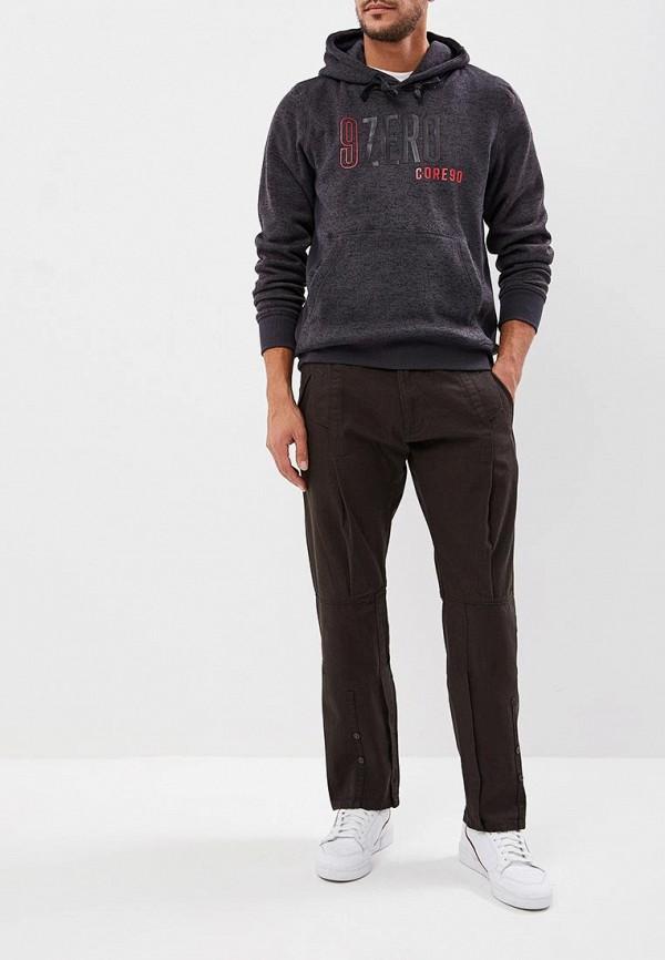 Фото 2 - мужские брюки Lonsdale цвета хаки