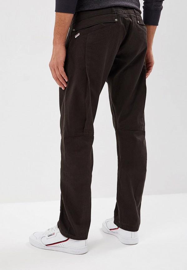 Фото 3 - мужские брюки Lonsdale цвета хаки