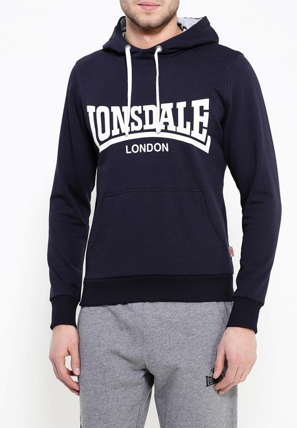 Худи Lonsdale Lonsdale LO789EMPFT58 худи print bar cs go asiimov black