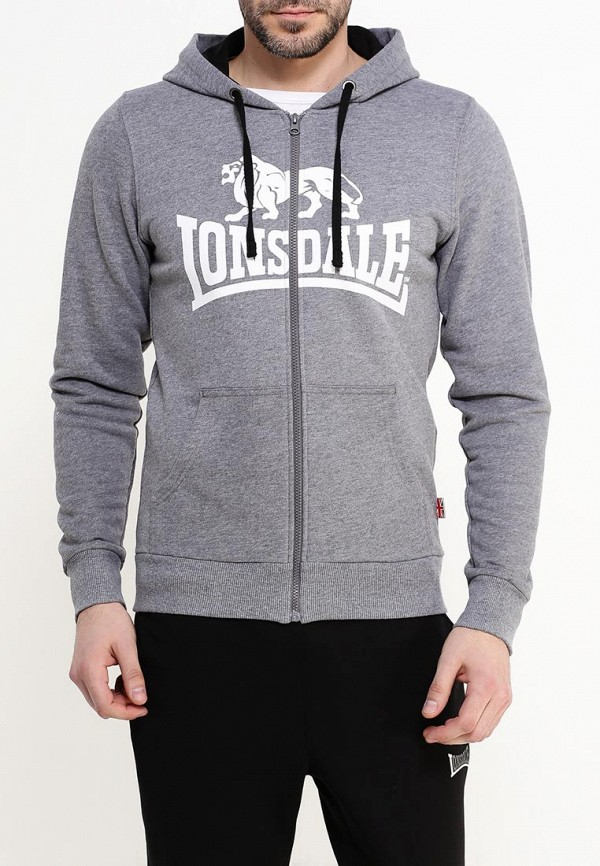 Толстовка Lonsdale Lonsdale LO789EMSBT47