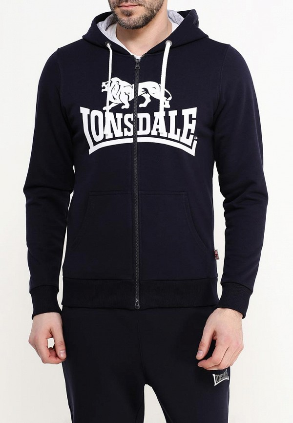 Толстовка Lonsdale Lonsdale LO789EMSBT48 толстовка lonsdale lonsdale lo789emcsc39