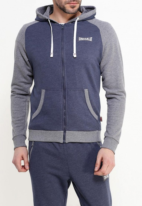 Толстовка Lonsdale Lonsdale LO789EMSBT59 толстовка lonsdale lonsdale lo789emdetf5