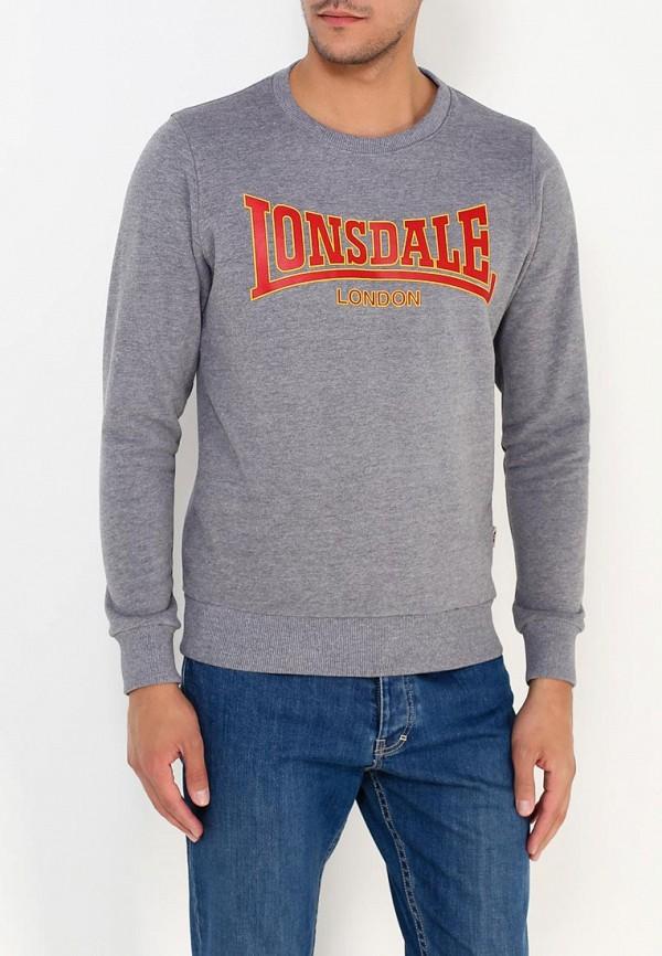 Свитшот Lonsdale Lonsdale LO789EMUIC39 свитшот lonsdale lonsdale lo789emnfx29