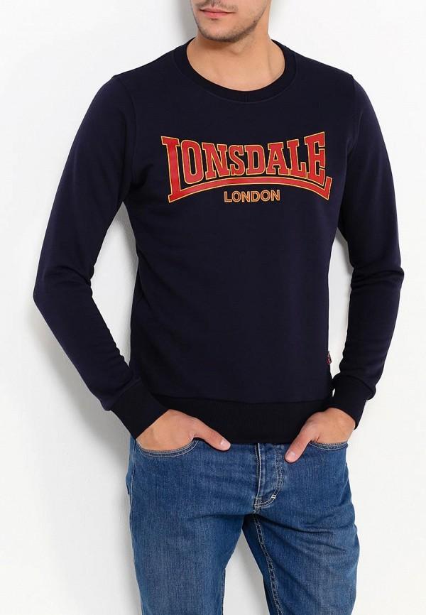 Свитшот Lonsdale Lonsdale LO789EMUIC40 каталог lonsdale