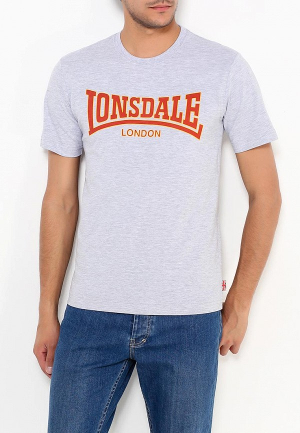 Футболка Lonsdale Lonsdale LO789EMUIC48 толстовка lonsdale lonsdale lo789emsbt59