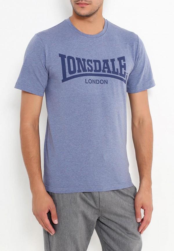 купить Футболка Lonsdale Lonsdale LO789EMUIC60 по цене 760 рублей