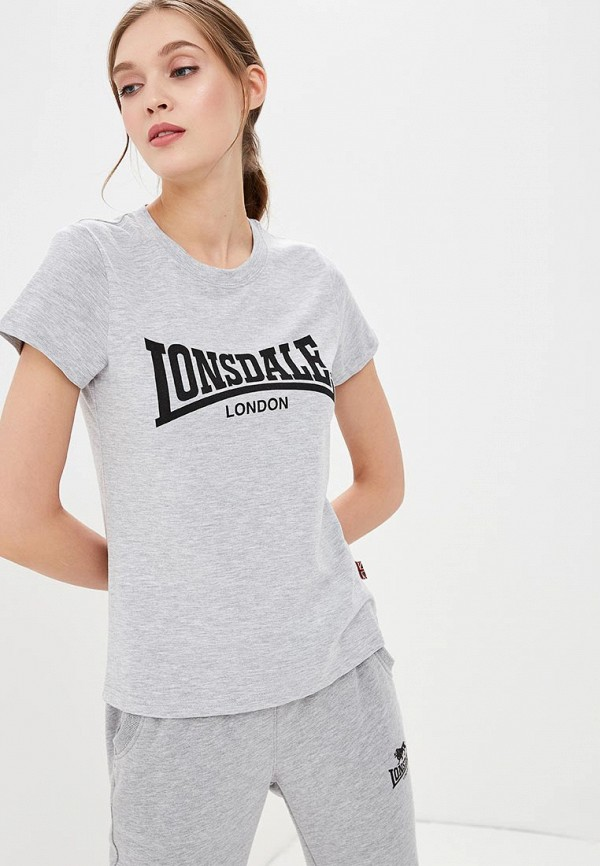 Футболка Lonsdale Lonsdale LO789EWBVRK4 футболка lonsdale lonsdale lo789emarb43