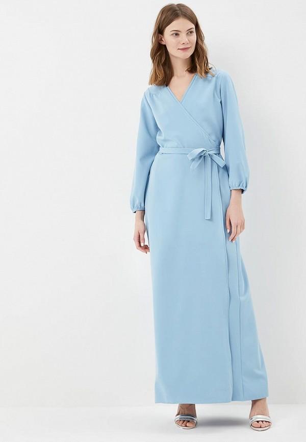 Купить Платье Love & Light, LO790EWASHW8, голубой, Весна-лето 2018