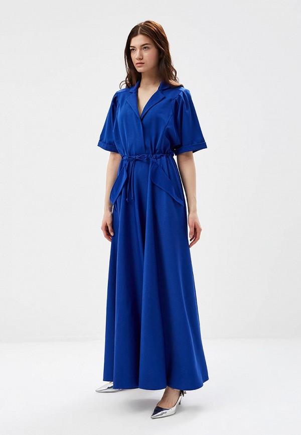 Купить Платье Love & Light, LO790EWASHX6, синий, Весна-лето 2018