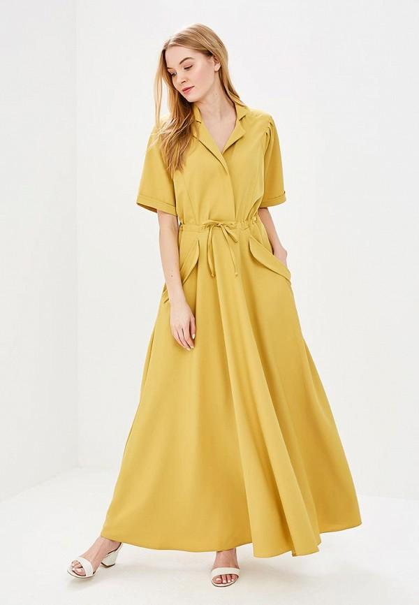 Купить Платье Love & Light, lo790ewasie3, желтый, Весна-лето 2018