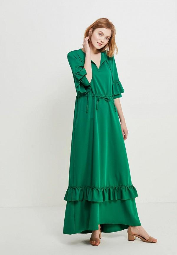 Купить Платье Love & Light, LO790EWASIE7, зеленый, Весна-лето 2018