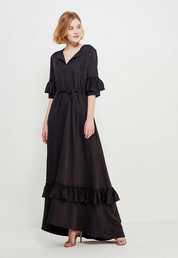 Купить Платье Love & Light, LO790EWASIE9, черный, Весна-лето 2018