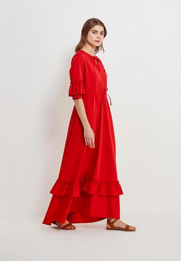 Купить Платье Love & Light, LO790EWASIF0, красный, Весна-лето 2018