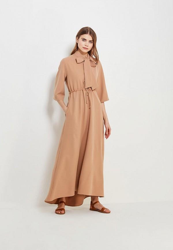 Купить Платье Love & Light, LO790EWASIF8, бежевый, Весна-лето 2018