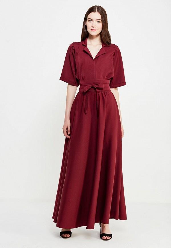 Купить Платье Love & Light, LO790EWCKQ04, бордовый, Весна-лето 2017