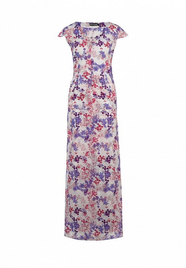 женское повседневные платье love & light, фиолетовое