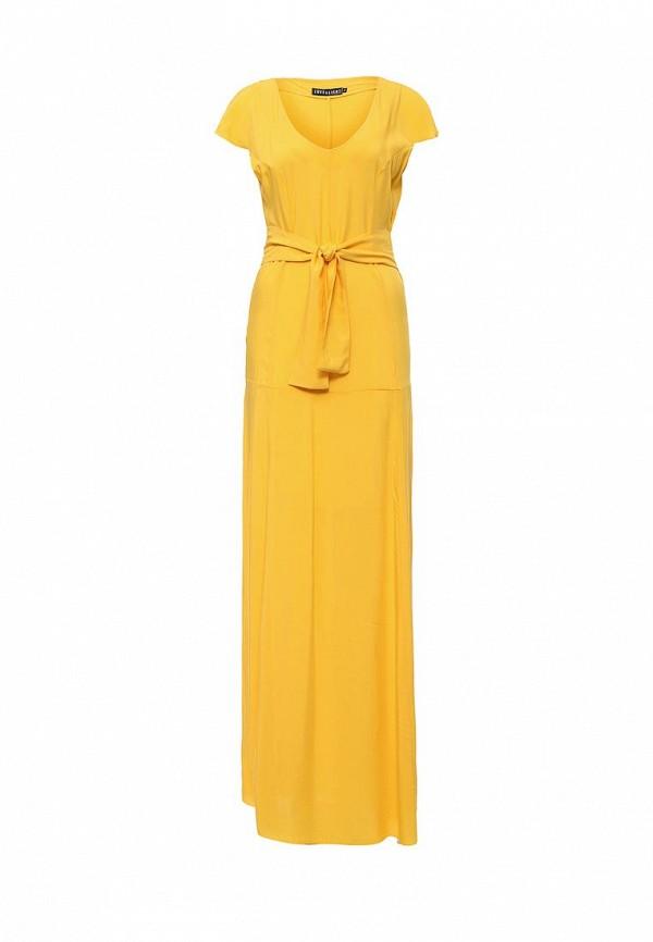 Купить Платье Love & Light, LO790EWIQZ12, желтый, Весна-лето 2016