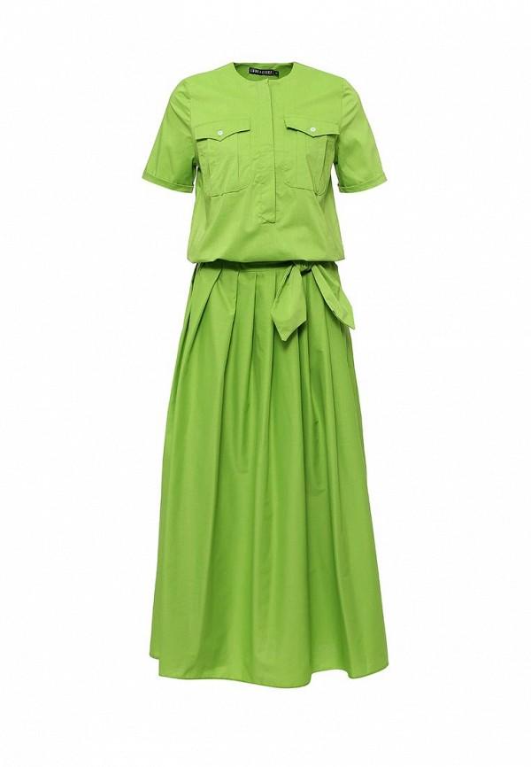 Купить Платье Love & Light, LO790EWJAU50, зеленый, Весна-лето 2016