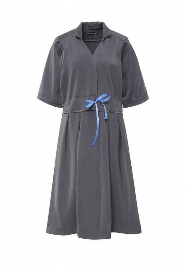 Купить Платье Love & Light, lo790ewpqc48, серый, Весна-лето 2017