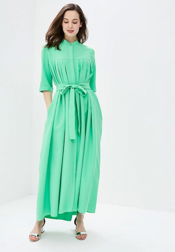 Купить Платье Love & Light, LO790EWPQC54, зеленый, Весна-лето 2018