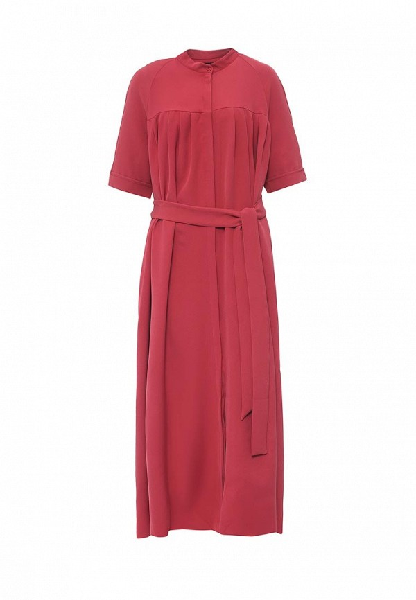 Платье Love & Light, lo790ewpqc56, бордовый, Весна-лето 2017  - купить со скидкой