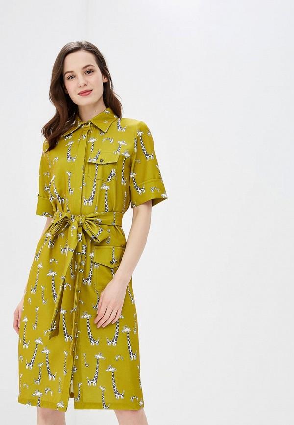 Купить Платье Love & Light, LO790EWRID39, зеленый, Весна-лето 2018