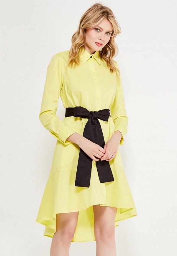 Купить Платье Love & Light, lo790ewsgf71, желтый, Весна-лето 2017