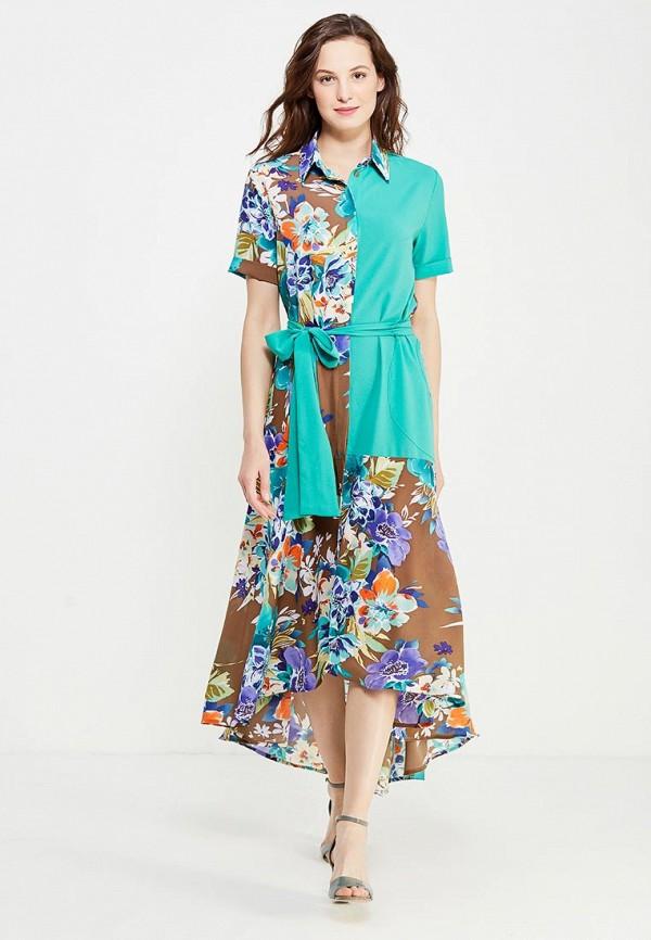 женское платье love & light, разноцветное