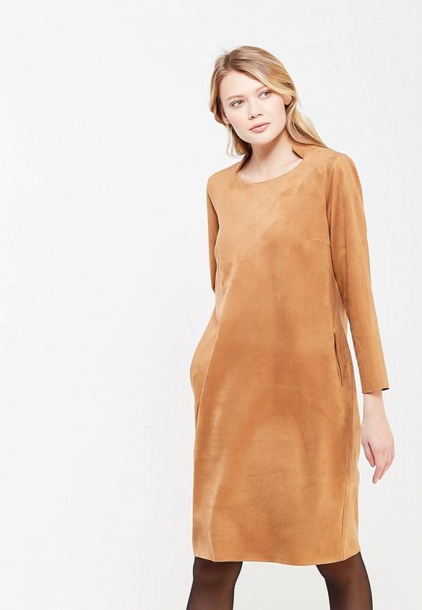 Купить Платье Love & Light, LO790EWYJG53, коричневый, Осень-зима 2017/2018