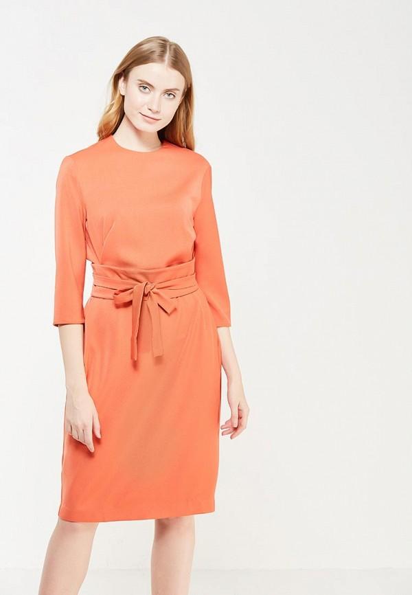 Купить Платье Love & Light, lo790ewyjg57, оранжевый, Осень-зима 2017/2018