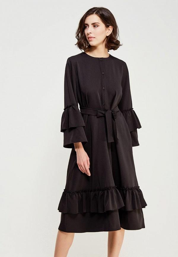 Купить Платье Love & Light, lo790ewzvh89, черный, Весна-лето 2018