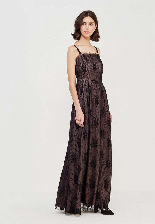Купить Платье Lusio, LU018EWADSQ1, черный, Весна-лето 2018