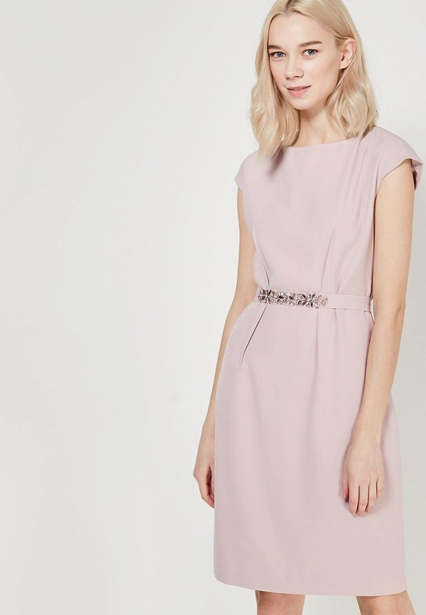 Купить Платье Lusio, LU018EWALYA4, розовый, Весна-лето 2018