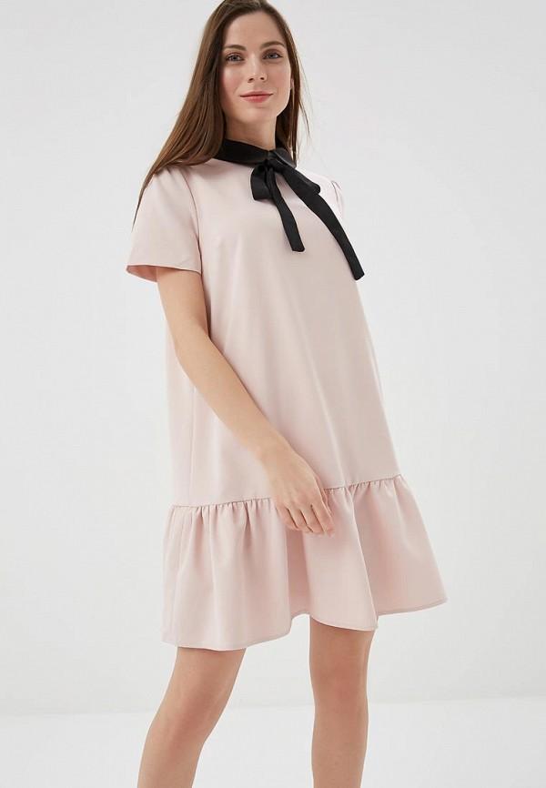Купить Платье Lusio, LU018EWATGV7, розовый, Весна-лето 2018
