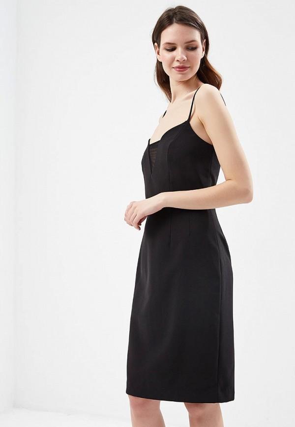 Купить Платье Lusio, lu018ewatgv8, черный, Весна-лето 2018