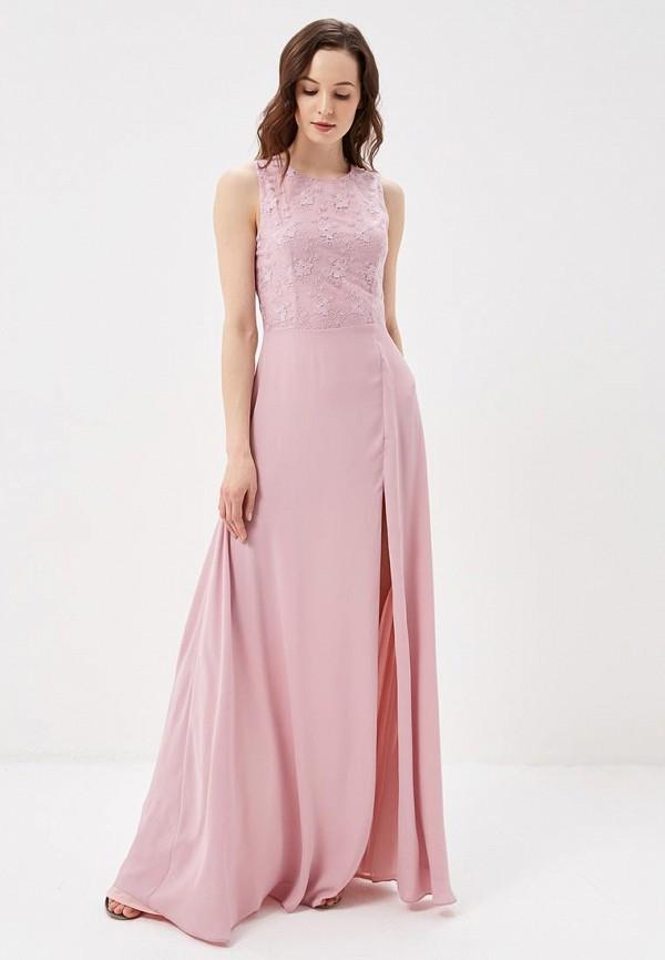 Купить Платье Lusio, lu018ewayjo2, розовый, Весна-лето 2018