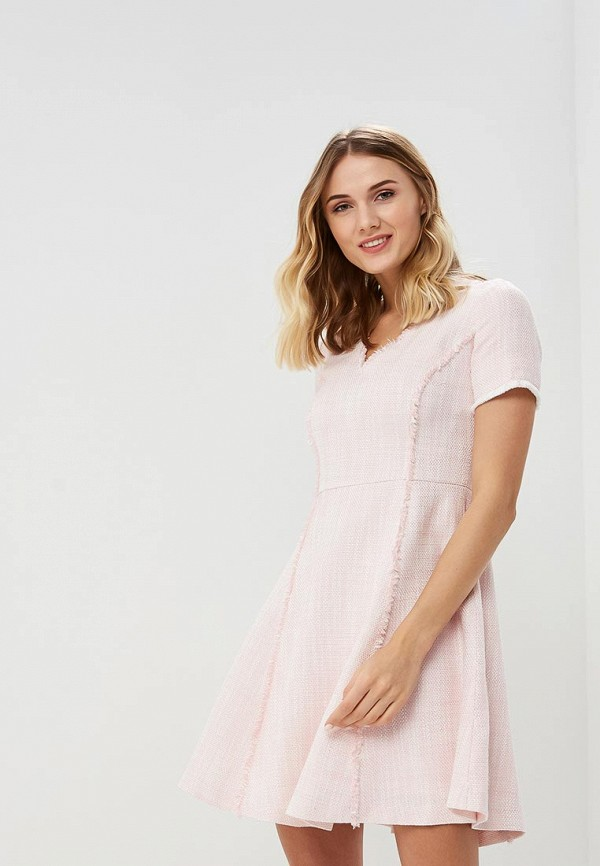 Купить Платье Lusio, LU018EWAYJO8, розовый, Весна-лето 2018