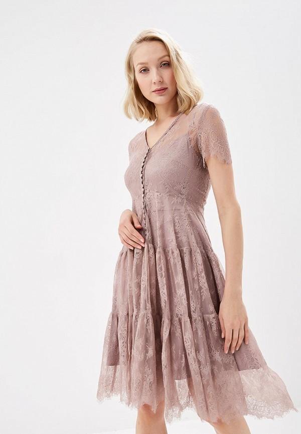 Купить Платье Lusio, LU018EWBAQV4, розовый, Весна-лето 2018