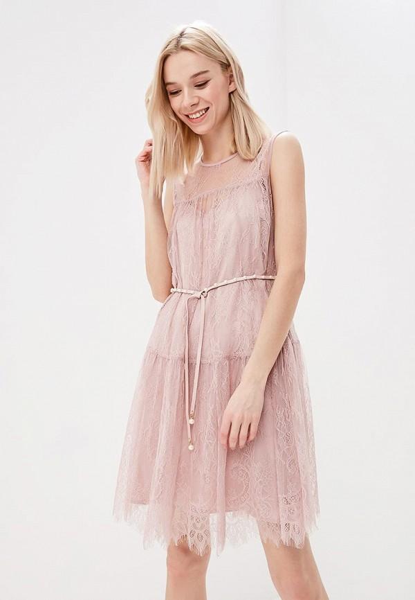 Купить Платье Lusio, LU018EWBAQV8, розовый, Весна-лето 2018