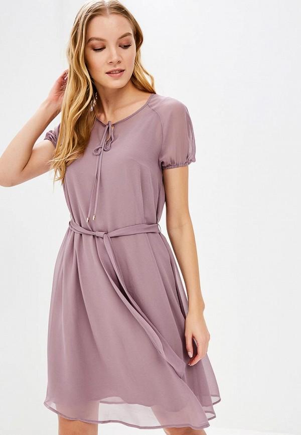 женское вечерние платье lusio, фиолетовое