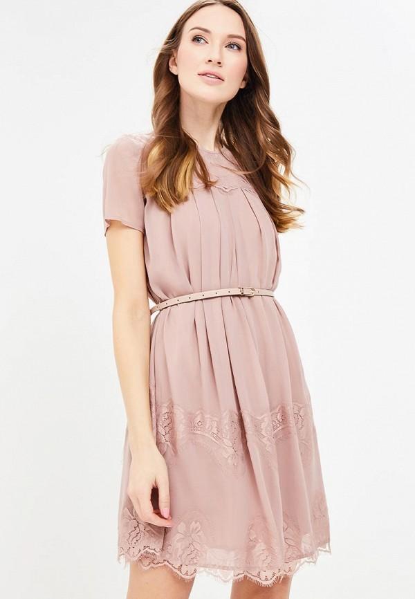 Купить Платье Lusio, LU018EWBEBY7, розовый, Весна-лето 2018