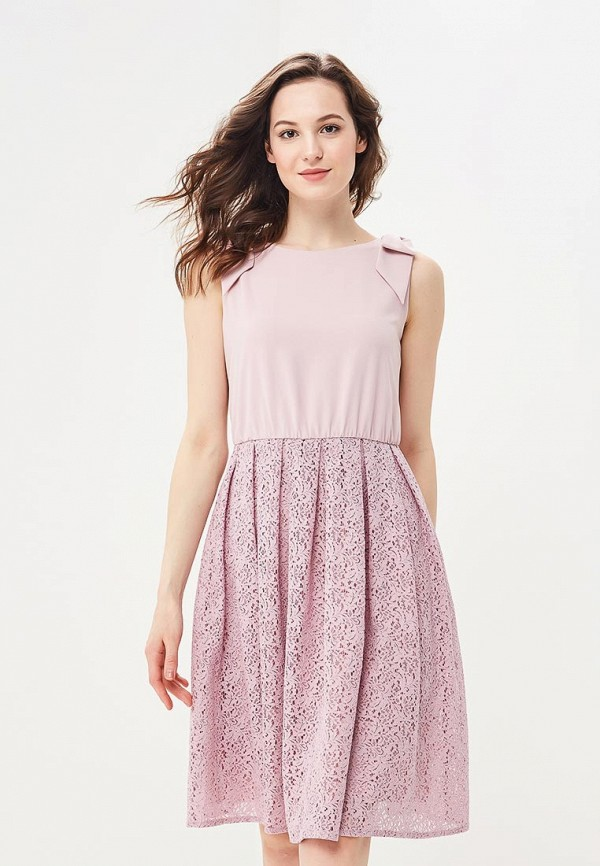 Купить Платье Lusio, LU018EWBIEY3, розовый, Весна-лето 2018