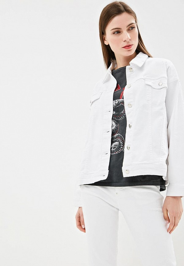 Куртка джинсовая Lusio Lusio LU018EWBMDE7 куртка утепленная lusio lusio lu018ewczkt3