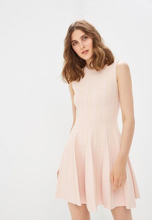 Купить Платье Lusio, LU018EWBOXP7, розовый, Весна-лето 2018