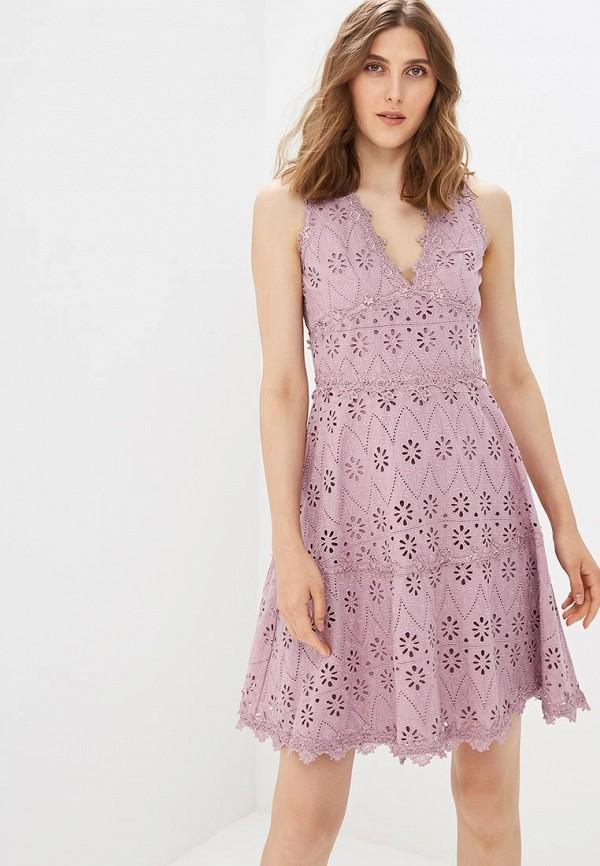 Купить Платье Lusio, LU018EWBOXP9, розовый, Весна-лето 2018