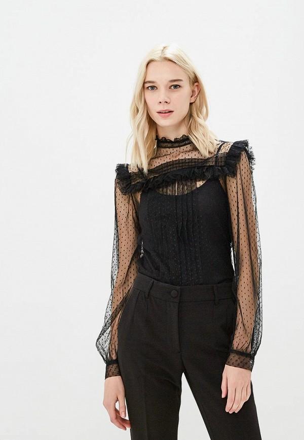 Блуза Lusio Lusio LU018EWBSQA3 блуза marse цвет черный