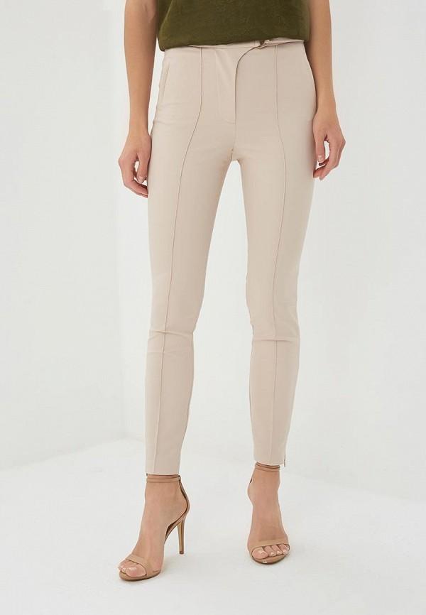 женские повседневные брюки lusio, бежевые
