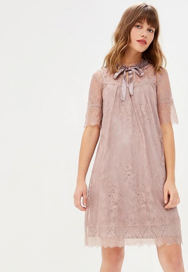 Купить Платье Lusio, lu018ewcmvs1, розовый, Весна-лето 2019