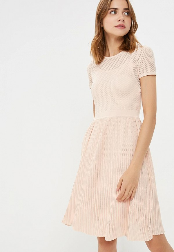 Платье Lusio Lusio LU018EWCQVG7 платье lusio цвет бежевый af18 020076 размер m 44